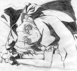 Remilia Scarlet Pencil