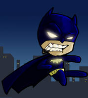 Batman by ChangesHappen
