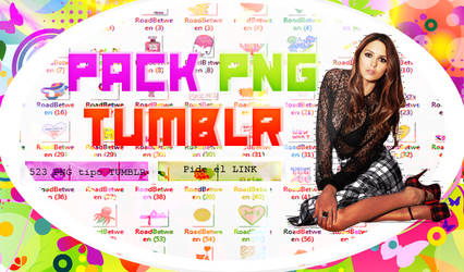 +Pack PNG TUMBLR