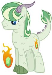 MLP [Next Gen] Fire Blaze by SisterVailory