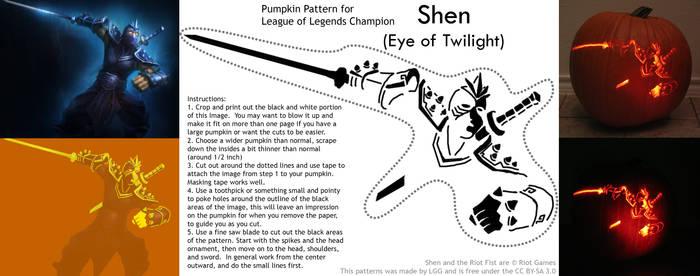 Shen Pumpkin Pattern