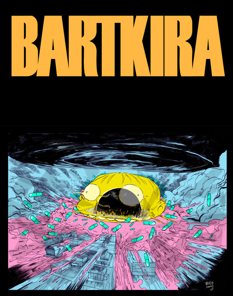 BARTKIRA GOES BOOM by steamrobo