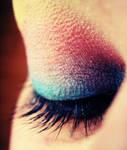 Eyelid.