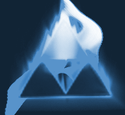 Ice Triforce by Nintendraw