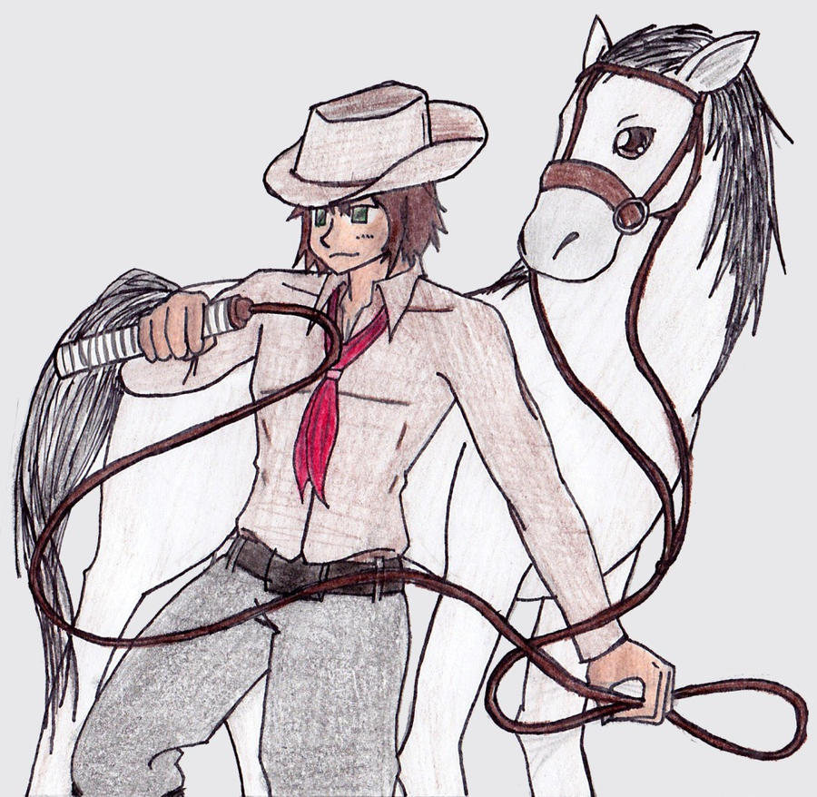 APH-Gaucho Argentina color by Nintendraw