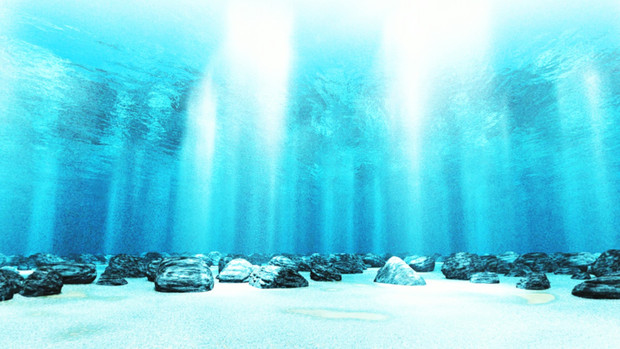 MMD Underwater Skydome [DL LINK] by Nintendraw