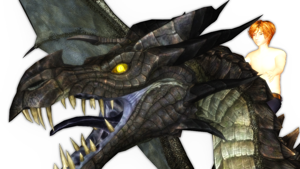 [MMD] Me and My Dragon
