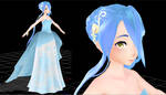 Evening Dress Azura (WIP)