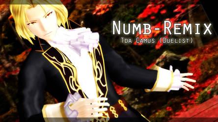 [FE:MMD] Numb Remix (TDA Camus) VIDEO by Nintendraw