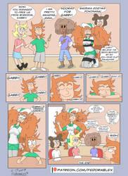 Patreon Mini-Comic No. 1, Page Three