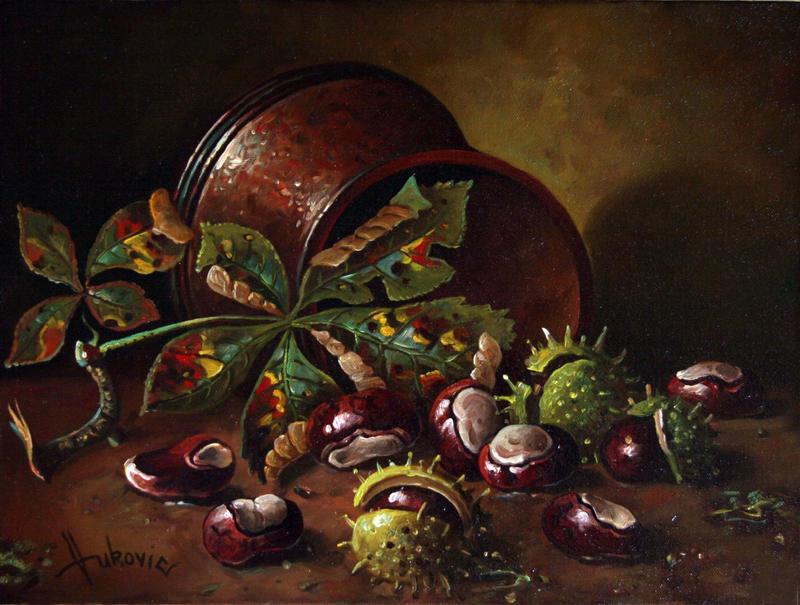 chestnuts by dusanvukovic