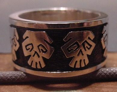 The ARN Skull Ring by patchwork-steve