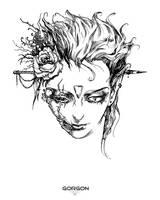 Gorgon by erebus-odora