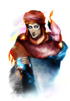 The Kettarian Hunter by erebus-odora