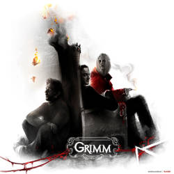 Smoke, Mirrors, Blood :: Grimm