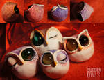 Sudden Owls: Quartet