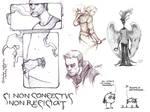 Two weeks of October: sketchdump