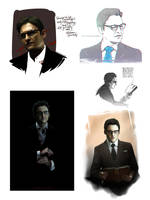 James Wesley sketchdump