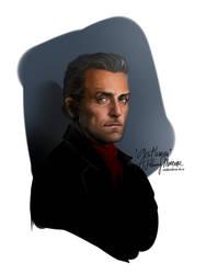 Gentleman Johnny by erebus-odora