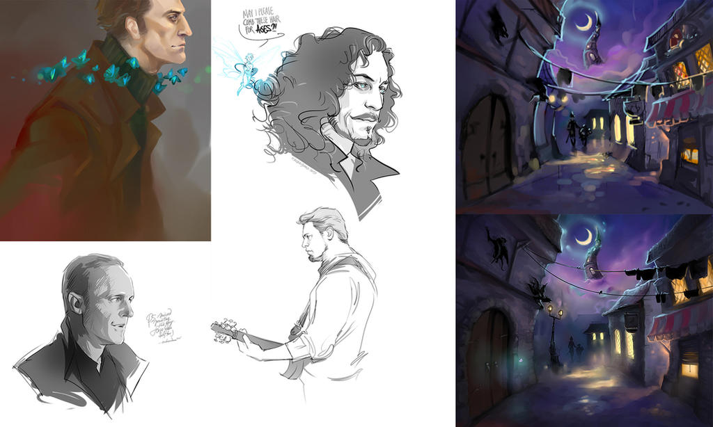 Sketchdump :: November 2015 by erebus-odora