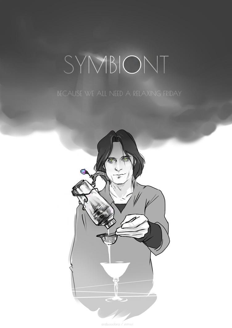 Symbiont :: Friday by erebus-odora