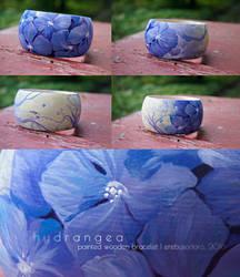 Hydrangea by erebus-odora