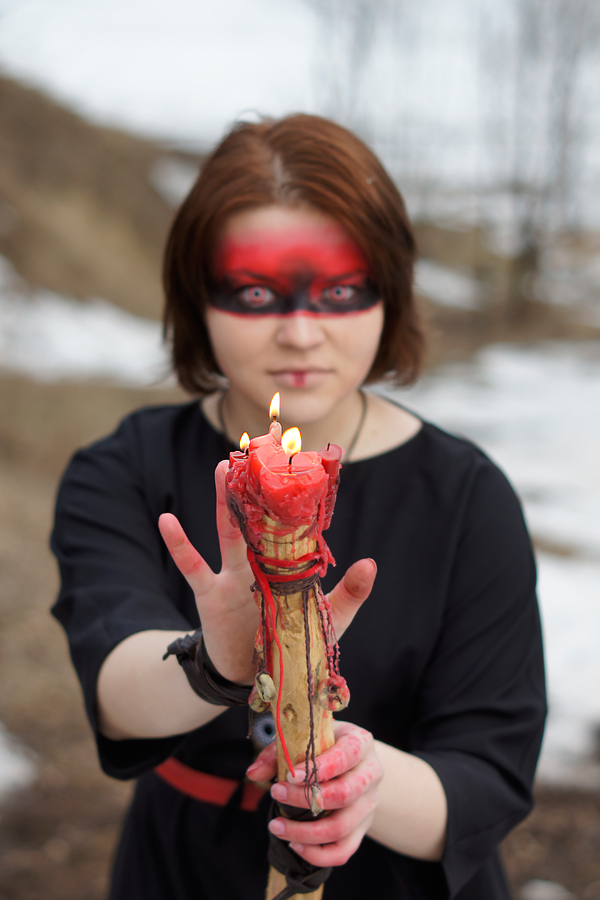 winter shaman :: set by erebus-odora