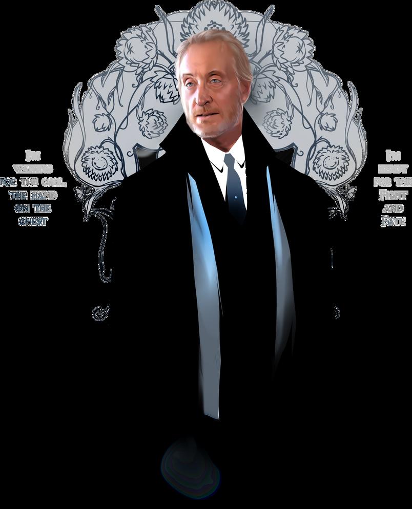 Iron :: Charles Dance by erebus-odora