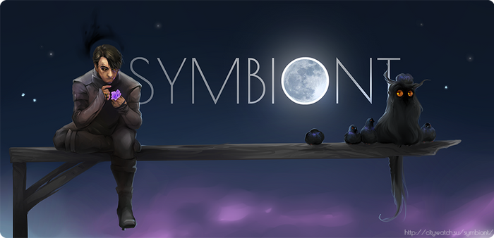 Symbiont: night banner