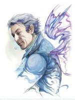 Dream angel by erebus-odora