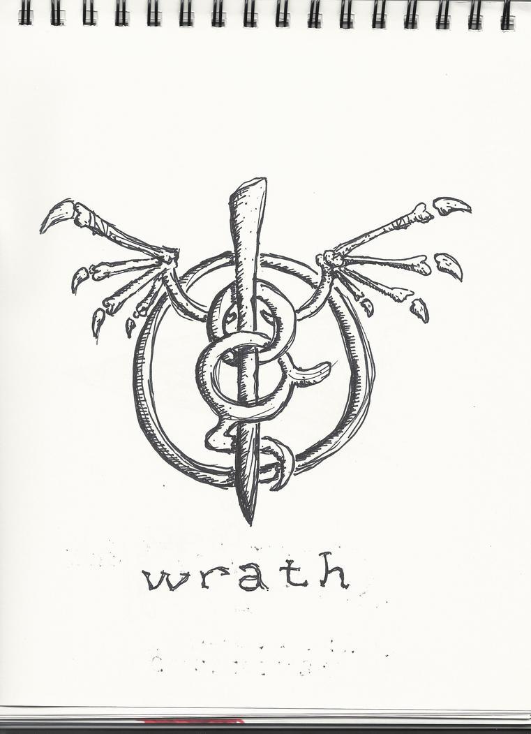 Wrath Lamb Of God By Bluesdevil On Deviantart
