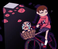 Isaac and Madotsuki by D00pcakes