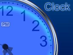 Free Clock by SunriseKingdom