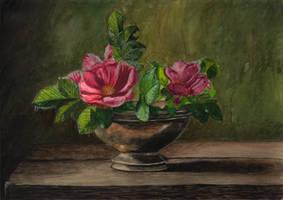 Roses for grandma