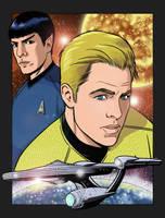 Ultimate Star Trek by sirjoe64