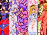 Bookmarks: Alice in Wonderland