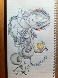 Doodle by IcecoldAngel