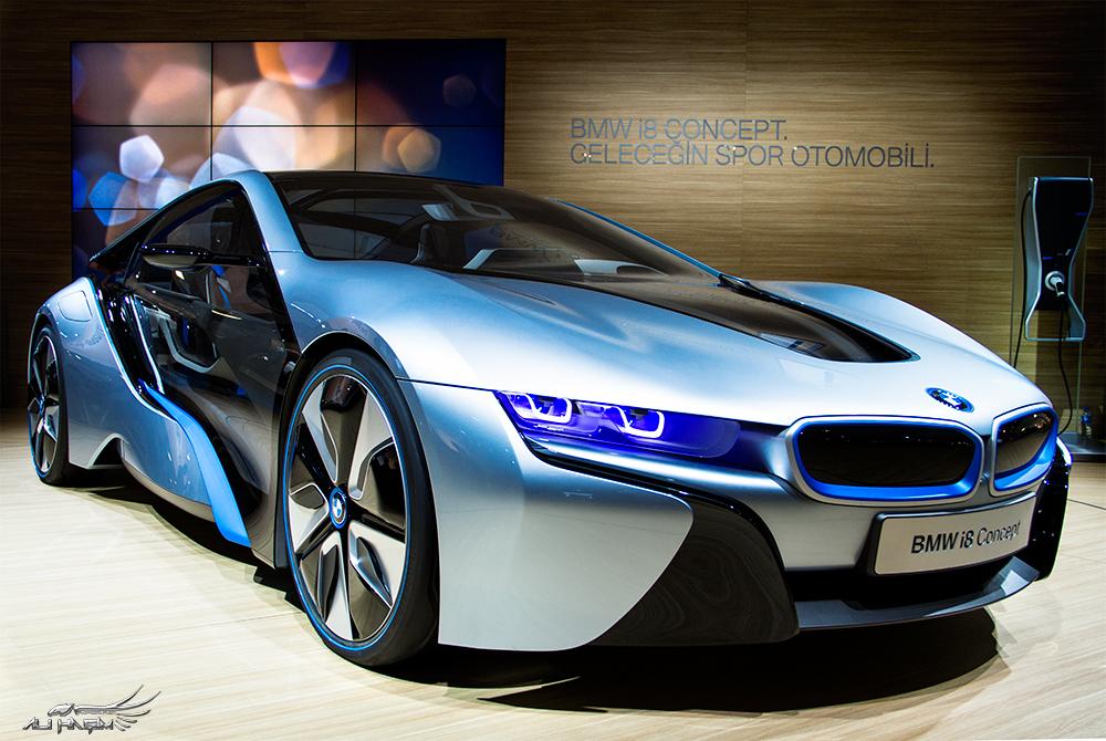 BMW i8 Concept by alihasim