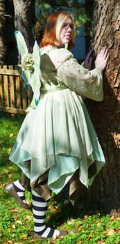 Green Faerie Costume