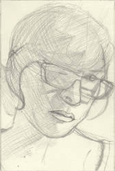 Sketch Of My Face