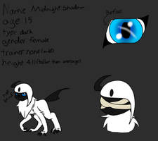 Midnight Shadow pokemon OC by fluffybunny98
