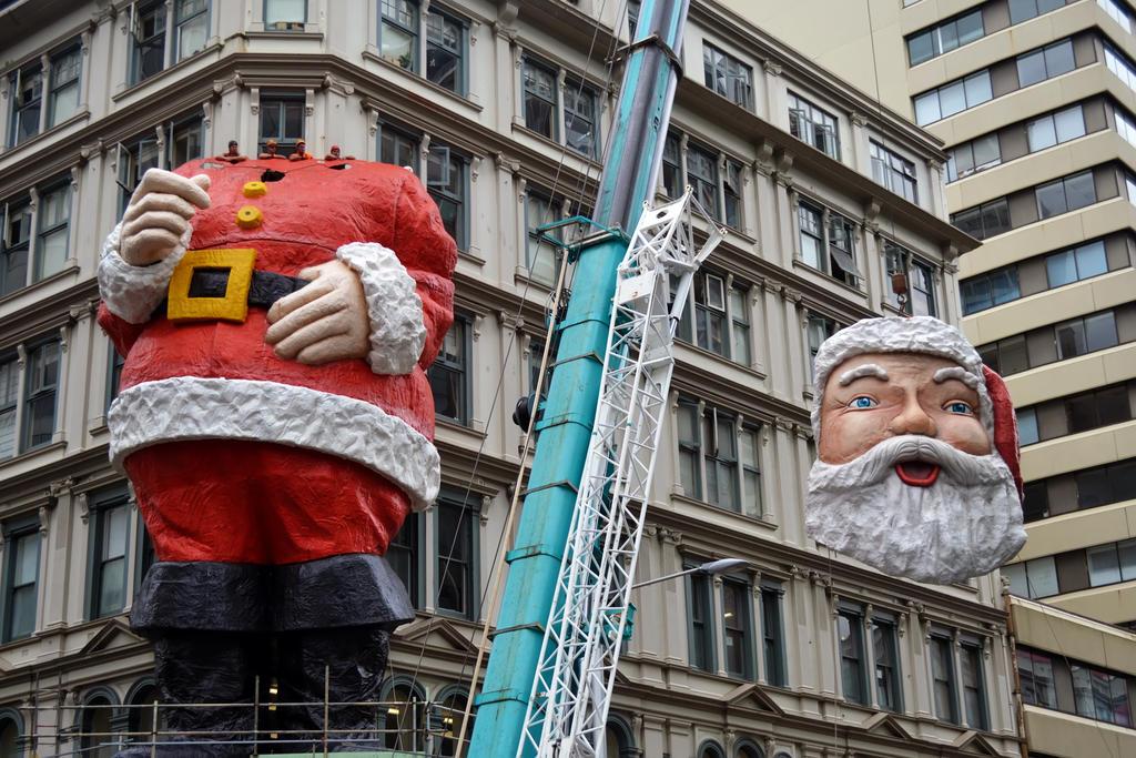 Santa's Little Helpers by DougNZ