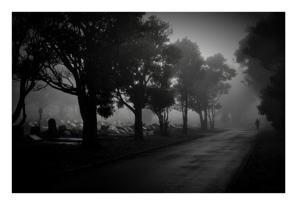 City of the Dead by DougNZ