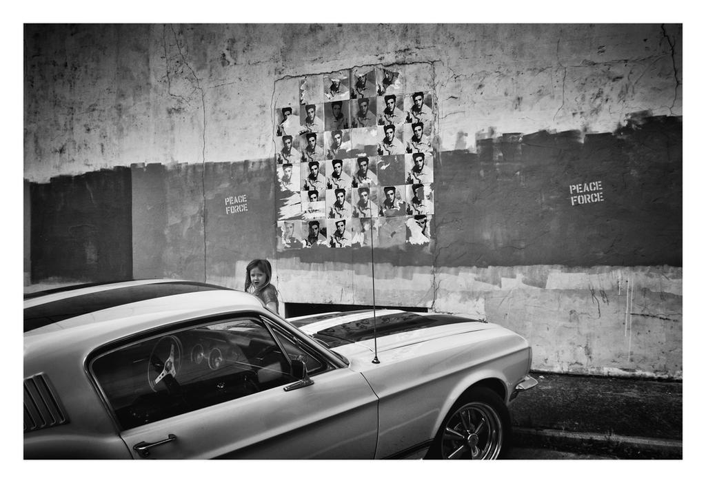 Mustang Sally by DougNZ