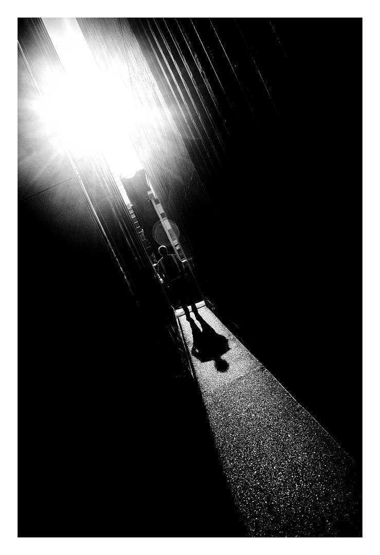 Stranger by DougNZ