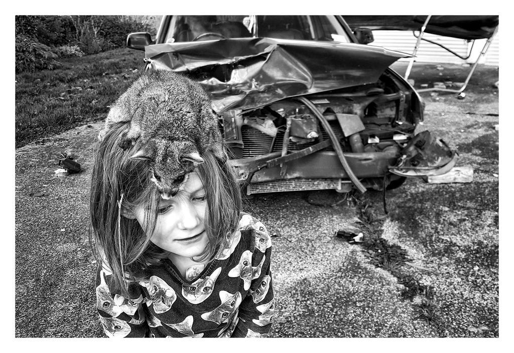 Possum Girl by DougNZ