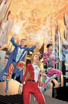 Adventure Comics 516 cover art