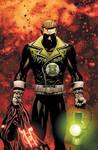 Emerald Warrior Cover Art