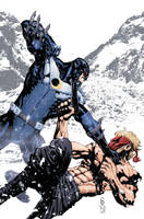 Grifter 7 cover art by Hachiman1