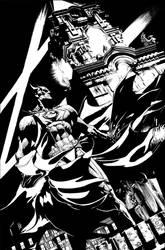 Batman Inc by Hachiman1